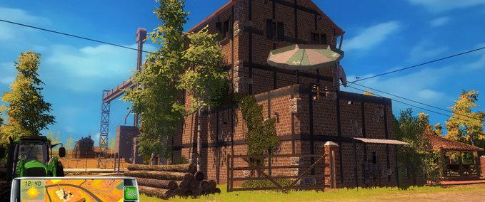 Fachwerkhaus-haupthaus