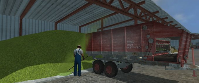 Feed wagon KTU 10 v 1.0 image