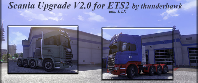 Scania-upgrade