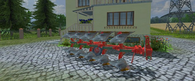 Plough-unia-ibis-xxl