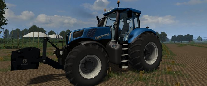 New Holland T8 420 v 3.0 MR image