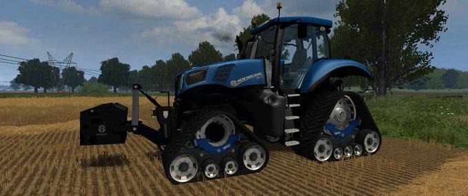 New Holland T8 420 Terra Trac v 3.0 MR image