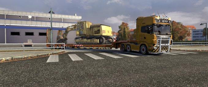 Cargo Trailer Traffic v 1 ets2 image