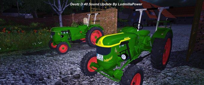 Deutz D40 Sound Update v 1.0 image