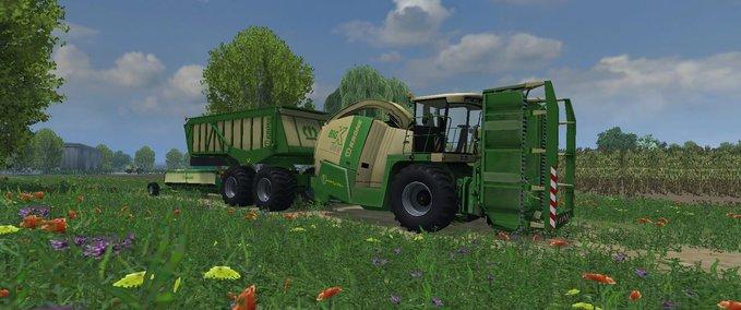 Krone BIG X 650 Cargo v 2.0 image