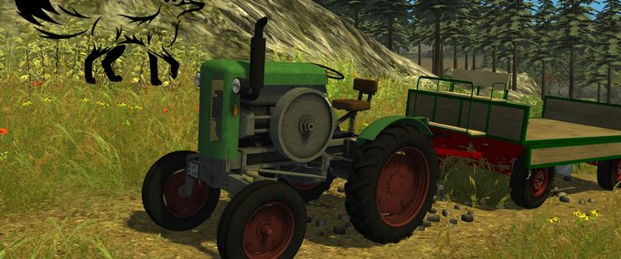 Age homemade tractor v 1.0 image