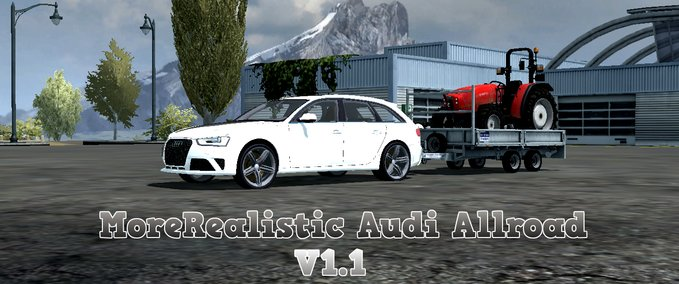 Audi Allroad v 1.1 MR image