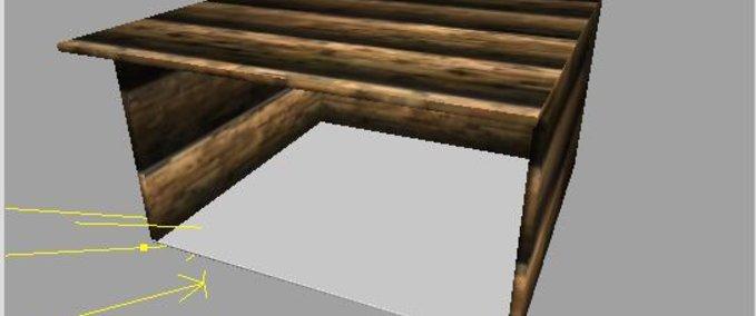 Old wooden shelter v 1.0 image