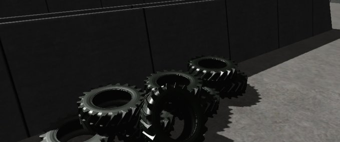 Tractor tire wall v 1.0 image