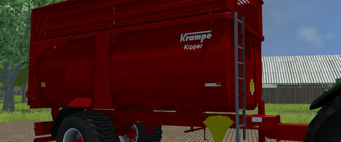 Krampe BBE 600 E v 1.0 image