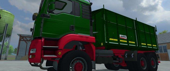 MAN Agroliner 3 axis v 1.0 image