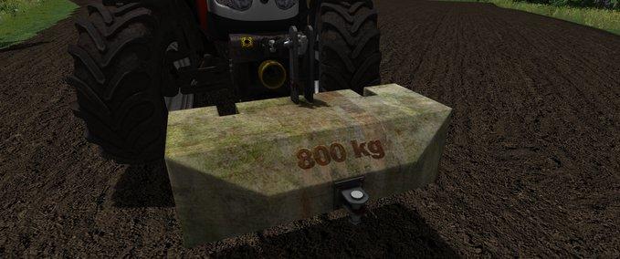 Eigenbau-800kg-gewicht