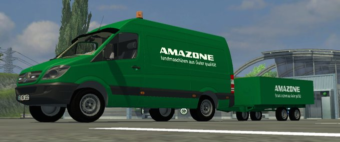 Sprinter Amazone v 1.0 beta image