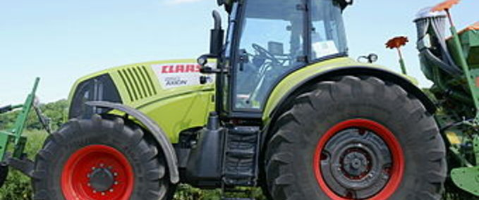 Claas Axion 800 Sound v 1.0 image