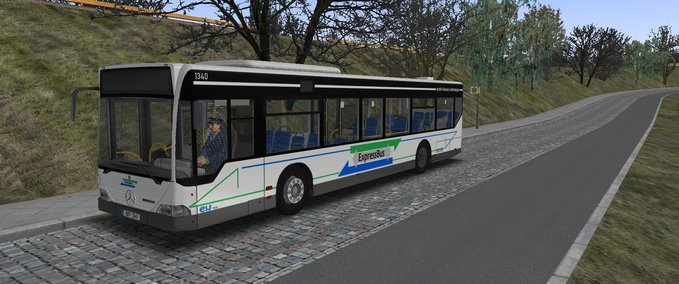 Omsi mercedes benz o530 ew bus v 1 0 bus skins mod f r for Mercedes benz long beach service department