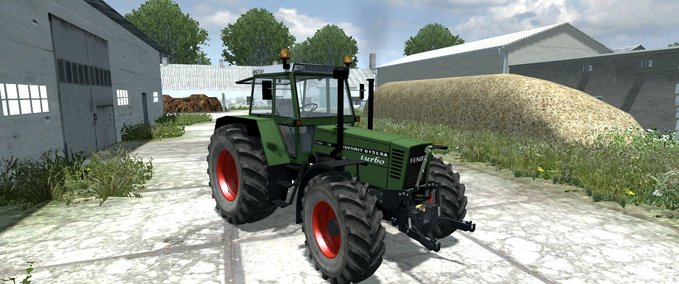 Fendt Favorit 615 LSA v 2.0 image