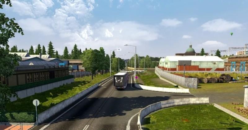 ETS 2: Best Graphics Mod v 1 0 Other Mod für Eurotruck Simulator 2