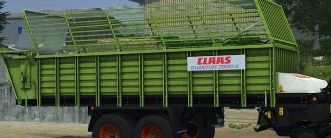 Claas Quantum 3800K v 1.2 MR image