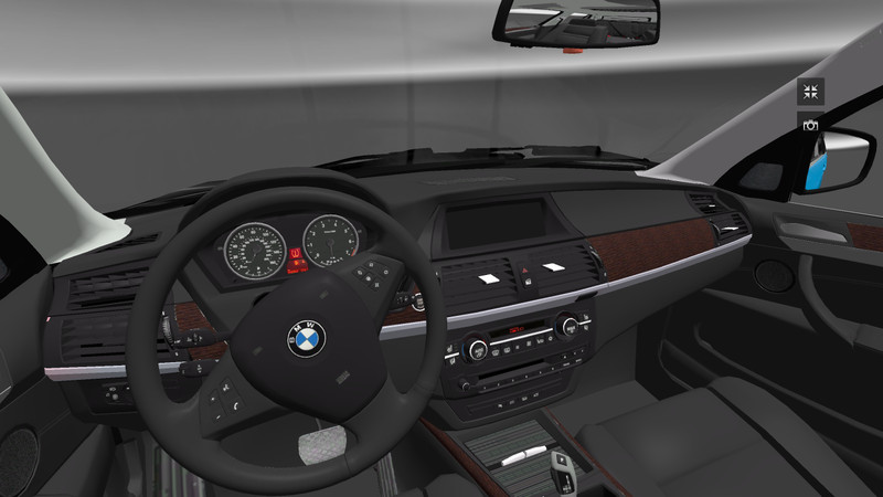 Ets 2 Bmw X5 E70 With V 1 0 Interieurs Mod Fur Eurotruck