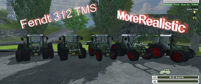 Fendt-312-tms-red