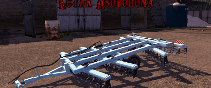 Letak Asoborona v 1 image