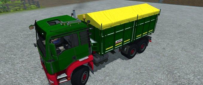 MAN Agroliner 3 axis v 2.0 MR image
