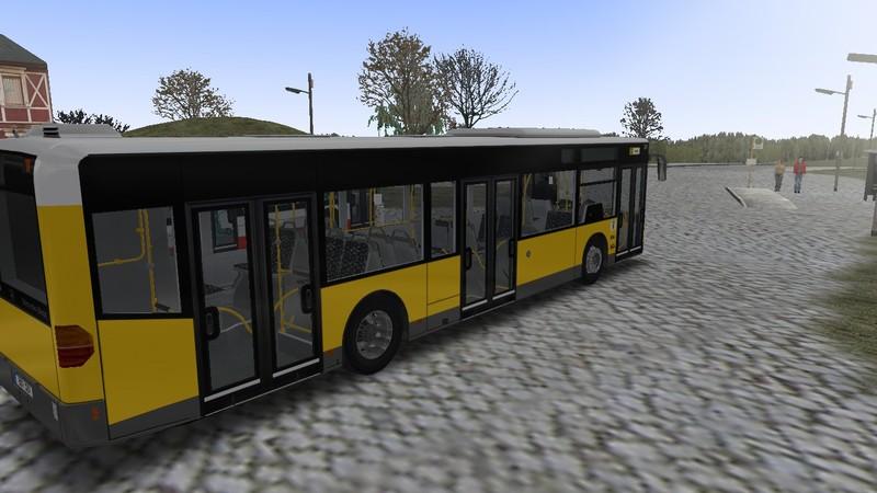 omsi: Mercedes Benz O530 O530 O520 G v 2 1 FIX New buses Mod