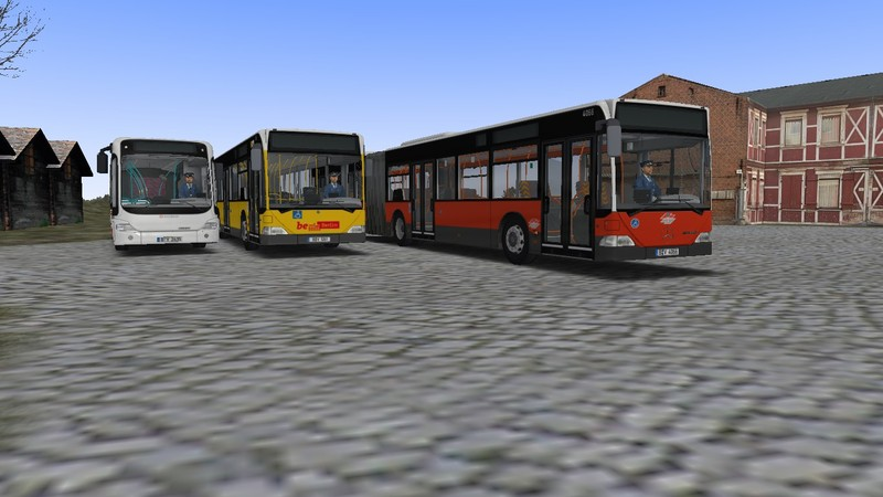 Omsi  Mercedes Benz Citaro G Download