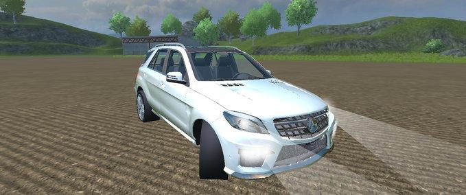 Mercedes Benz ML63 AMG v 1.1 image