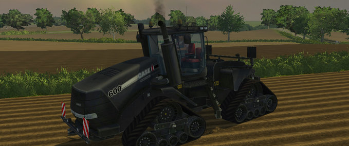 BLACK SKIN for CaseIH v 1.0 image