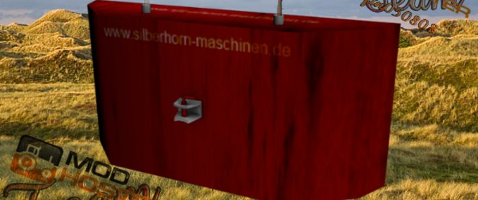 Silberhorn rear weight v 1.0 image