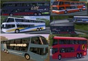 Bus-neoplan-skyliner-for-traffic