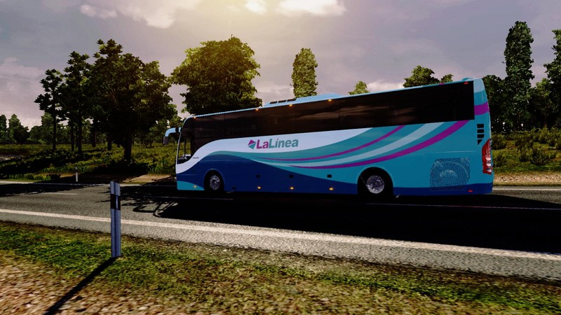 ETS 2: 9700 VOLVO BUS v 1 8 Trucks Mod für Eurotruck Simulator 2