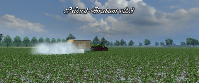 North Brabant with lime v 2.3 LS NG ModTeam image