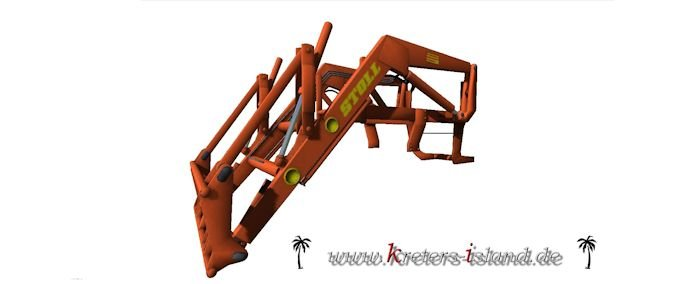 Stoll front loader Industry kit v 1.0 image