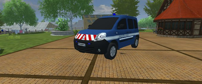 Kangoo Gendarmerie v 1.0 image