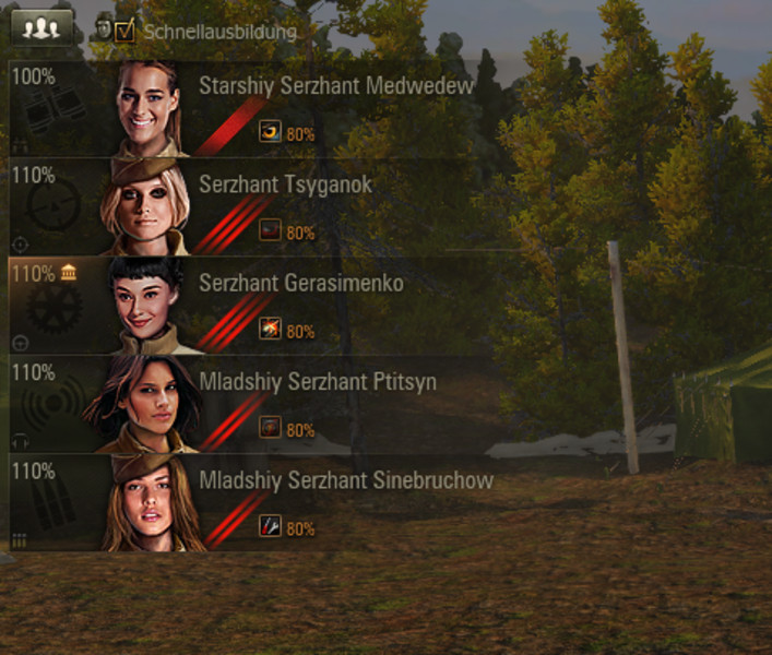 girl crew mod for wot