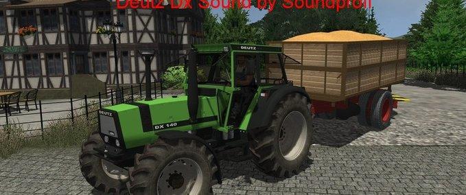 Deutz Dx Sound v 1.0 image