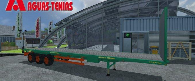 Tenias Platform Truck v 1.0 image