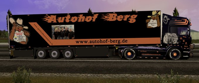 Autohof-berg-trailer
