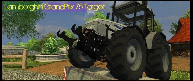 Lamborghini Grand Prix 75 target v 1.1 MR image