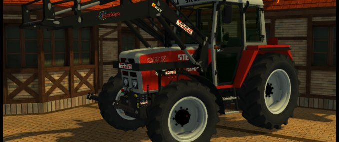 Steyr 8090 Turbo v 1.0 MR image