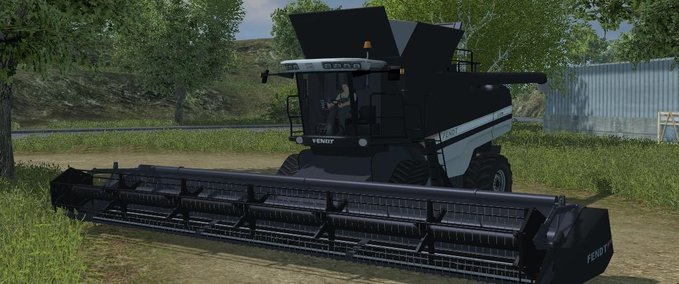 Fendt 9460 R Black Beauty v 5.5 image