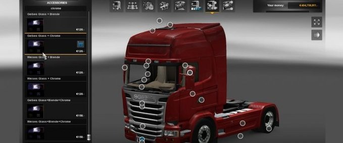SCANIA MULTIMOD v 1.9.x ets2 image