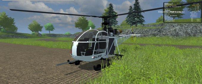 Alouette-ii-helikopter