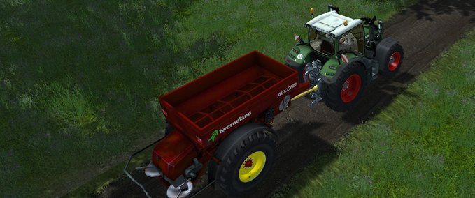 Kverneland spreader v 1.0 MR image