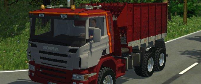 Scania-p420-mixer