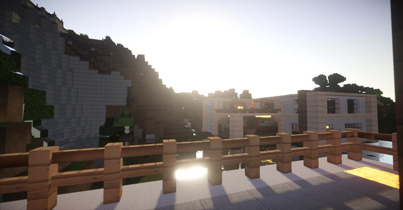 Minecraft: Flows HD Texture Pack v 1.7.2 1.7.4 Texturen Packs Mod für Minecraft