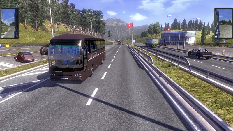ETS 2: Mega Traffic Mod v 5 2 AI Mod für Eurotruck Simulator 2