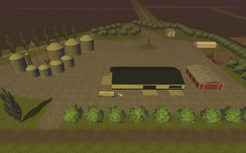 Fs 2013 Core City American Edit V 12 Maps Mod Für Farming: Southeastern Usa Map Farming Simulator 2013 At Usa Maps
